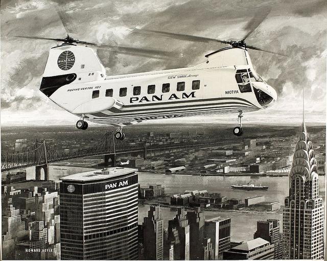 Boeing 107